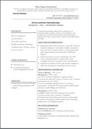 Free Download Resume Templates For Microsoft Word 2010 Resume Resume Template On Microsoft Word 2010