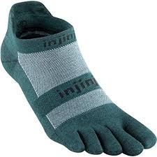 Injinji Liner Socks Size Chart Injinji Run Lightweight No Show Nuwool