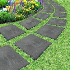 hover to zoom garden stepping stones ideas uk