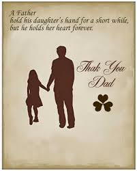 Father's Day Messages Wishes and Quotes - Friendship Day 2015