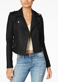 american rag juniors faux leather moto jacket created for macy s