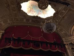 photo of boston opera house boston ma united states the chandelier from
