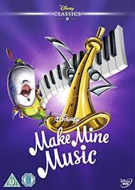 Make Mine Music Dvd 1946 Amazon Co Uk Dvd Blu Ray