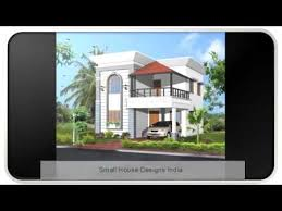 Small Picture Small House Designs India YouTube