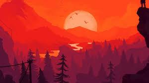 Orange Aesthetic PC Wallpapers - Top ...