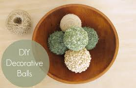 Decorative Balls For Bowl 60 Handmade Days DIY Decorative Balls Busy Being Jennifer 27