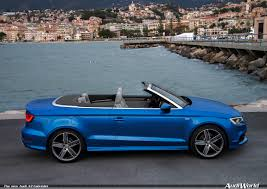 Sporty, elegant and open – The new Audi A3 Cabriolet - Page 9 of ...