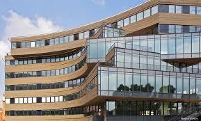 sustainable office building. MVRDV\u0027s Pushed Slab: A Highly Sustainable Office Building In Paris