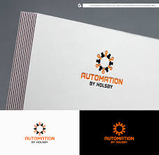 2027 Human Design Bold Modern Automation Logo Design For Automation By