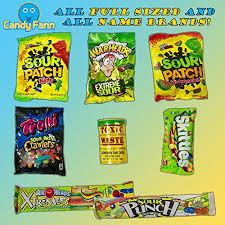 candy brands names. Beautiful Brands Amazoncom  Super Sour Candy Mix All Full Size Only Top Name Brands  Patch Kids Watermelon Trolli Crawlers Skittles Toxic Waste  Intended Brands Names L