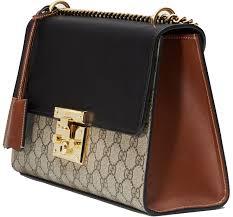 gucci bags india. gucci-padlock-gg-supreme-shoulder-bag-5 gucci bags india