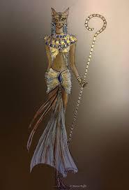 Bastet Déesse Chat 3 египетская богиня египетская мифология