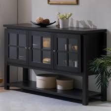 black sideboards and buffets. Beautiful And Quickview Intended Black Sideboards And Buffets H