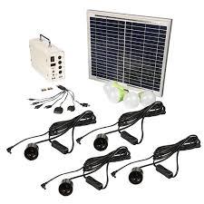 homerenewable energyaccessoriessolar panel light kit 4 lights fspkl4 2