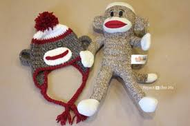 Sock Monkey Pattern Awesome Sock Monkey Crochet Pattern