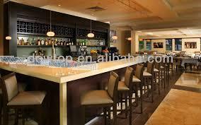 Translucent Mobile Bar mercial Bar Counters Led Bar Furniture