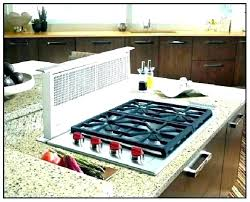 gas cooktop with downdraft. Wonderful Downdraft Bosch Downdraft Gas Cooktops With  Range Stove   And Gas Cooktop With Downdraft