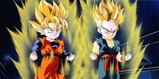 <b>Dragon Ball</b>: 12 Most Powerful <b>Children</b> Of The Main Characters