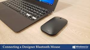 Microsoft Designer Mouse How To Connect Or Pair A Microsoft Designer Bluetooth Mouse