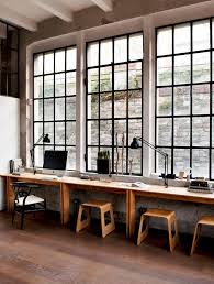 creative office space large. Decorating Idea Of An Office With Large Victorian Windows That Lets The Natural Light In. It Is Perfect For A Study Or Work Room. Has Nordic Feel, Creative Space O
