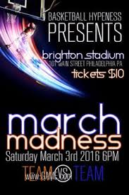 March Madness Flyer March Madness Basketball Flyer Template Design Click To Customize
