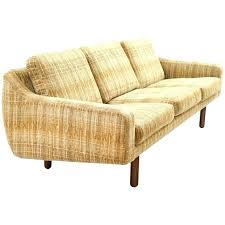 low profile sofa. Small Low Profile Sectional Sofa Modern With Teak Legs For