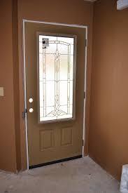 Inside showing Front Door