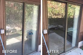 window glass repair replacement sliding glass doors the glass door
