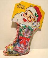 The most common candy stocking material is metal. Amazon Com Candy Filled Christmas Stocking Hard Candy Grocery Gourmet Food