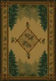 united weavers genesis lodge area rug 5 3