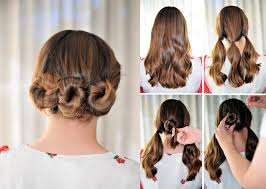 Hair Style Simple simple hairstyle step by step best hairstyle photos on pinmyhair 5222 by wearticles.com