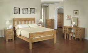 Oak Bedroom Rivermead Solid Modern Oak Bedroom Furniture Dressing Table Stool