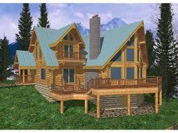 Handcrafted Log Homes  PrecisionCraftLarge Log Cabin Floor Plans