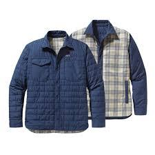 Patagonia Men's Gratio Jacket - Nano inspired shirt-jacket made of ... & Patagonia Men's Gratio Jacket - Nano inspired shirt-jacket made of quilted  polyester plain- Adamdwight.com