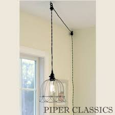 plug in hanging lighting lamp surprising lamps for inside remodel 6