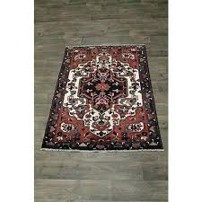 small persian rug silk