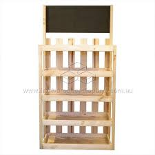 Wooden Stands For Display Fascinating Wooden Display Stands