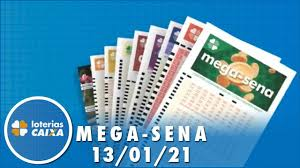 Resultado da Mega Sena - Concurso nº 2334 - 13/01/2021 - YouTube