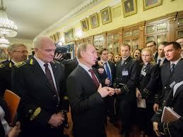 Научный руководитель Путина стал долларовым миллиардером СМИ  Литвиненко и Путин на встрече с преподавателями и студентами Санкт Петербургского горного университета
