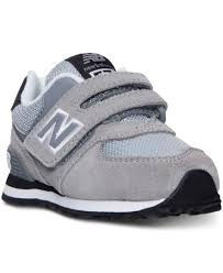 new balance kids velcro. new balance toddler boys\u0027 574 core plus velcro casual sneakers from finish line kids