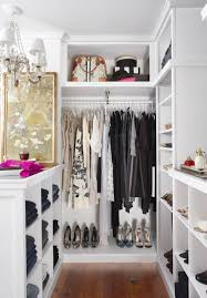 Fashionable fitted wardrobes with custom shelving