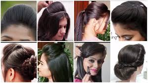 Easy Quick Hairstyles 23 Awesome Different Types Of Quick And Easy Puff Hairstyle Simple Craft Ideas