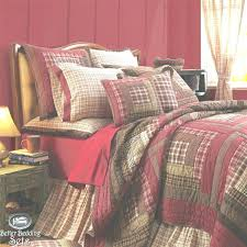 comforter sets king quilt bedding sets king bedroom rustic red log cabin twin queen cal king