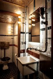 lighting industrial look. The Donnyu0027s Bar Was Designed In Sydney By Studio Luchetti Krelle Itu0027s A Newyorker Loft Looklike Place With High Ceilings Beautiful Industrial L Lighting Look
