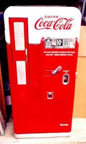 Vendo Vending Machine Company Awesome Classic CocaCola Vendo 48 Soda Coke Vending Machine Of The Late