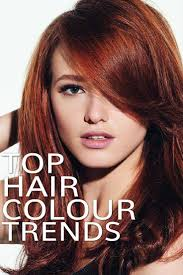 Hair Colour Is Always Interesting And