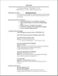 Restaurant Hostess Resume Examples Hostess Resume Sample Hostess ...