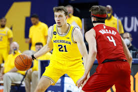 21, 2021, he was very happy with his team's michigan basketball's hunter dickinson talks feb. Recap Michigan Takes Care Of Rutgers To Stay Rolling Heading Into Big Weekend Maize N Brew