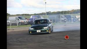 Lexus Drift With Standard Power Low Power Car Drift