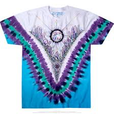 Light Colored Tie Dye Shirts Crystal Top Tie Dye T Shirt